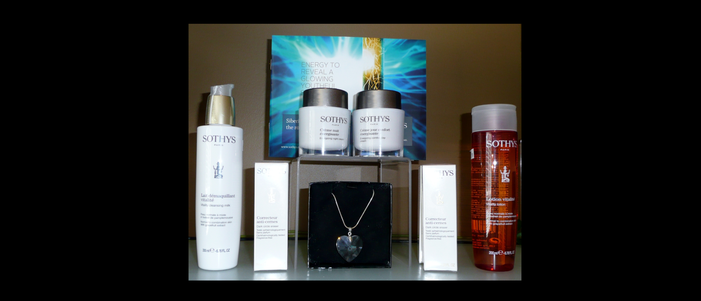 Products salon sensations aesthetics for 128 faubourg salon by sothys
